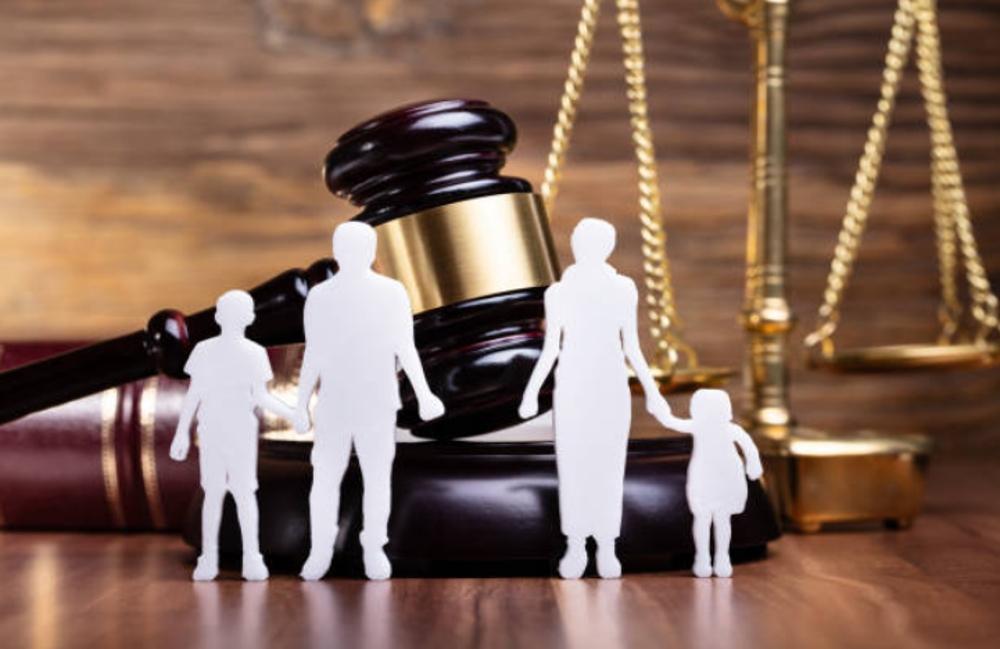 Asesoramiento con un abogado de familia