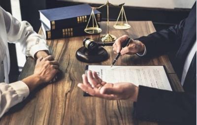 Ayuda de un abogado de familia