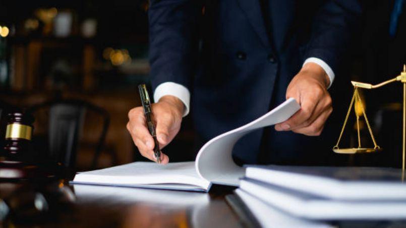 Defensa de abogado